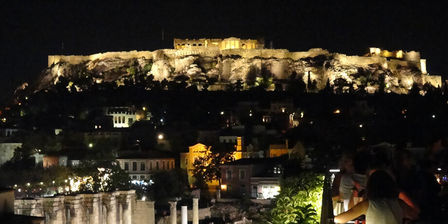 Atenas Night